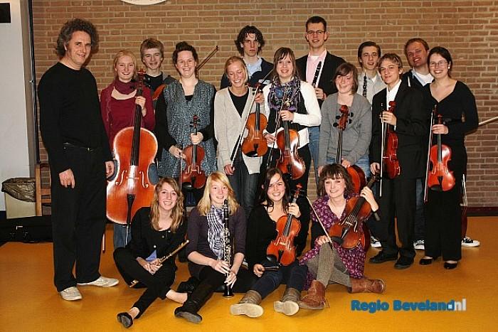 Concert Zeeuws Studentenorkest op 9 december te Schore - Foto: Zeeuws Studentenorkest