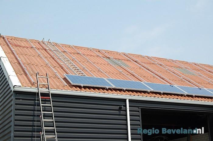 Explosieve groei in aantal zonnepanelen gemeente Borsele - Foto: Gemeente Borsele