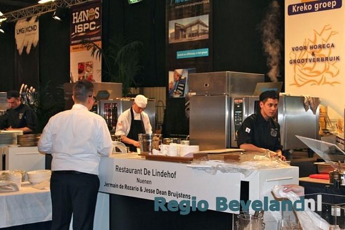 Delicatessenplein op Horecabeurs in de Zeelandhallen - Foto: Kirsten Koudstaal
