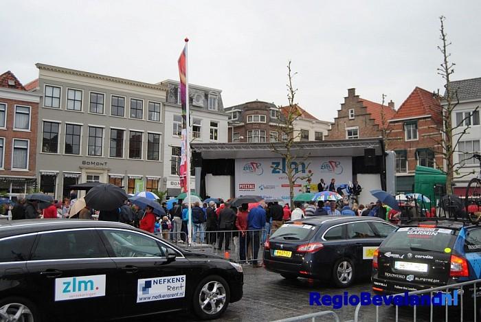 Robert Wagner winnaar van proloog Ster ZLM Toer te Goes - Foto: Richard de Looff