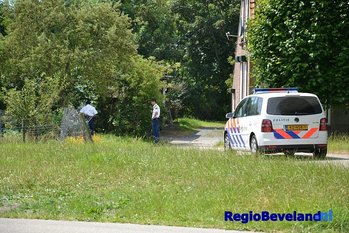 Burgernet: bewoner gewond na overval op woning te Goes - Foto: Victor Beekman