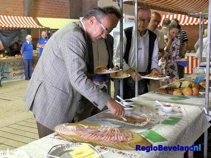 Boerenontbijt voor nieuwe inwoners Noord-Beveland - Foto: Eigen foto