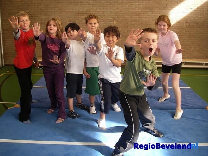 Weerbaarheidstraining voor leerlingen in gemeente Borsele - Foto: Eigen foto