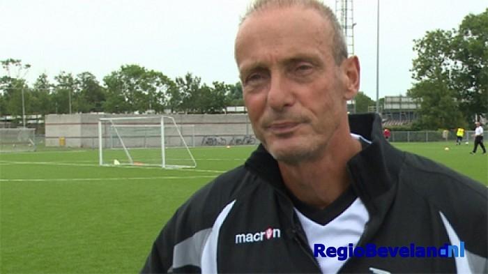 Jan Poortvliet nieuwe hoofdtrainer voetbalvereniging Goes - Foto: Eigen foto