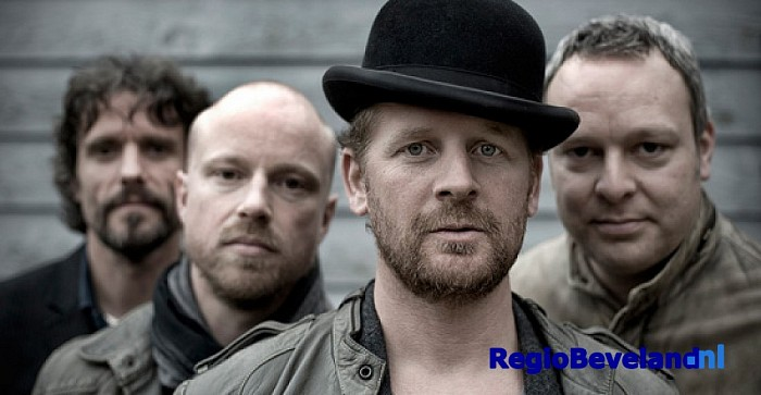 Racoon wint 3FM Awards Beste Band en Beste Artiest Pop - Foto: Eigen foto