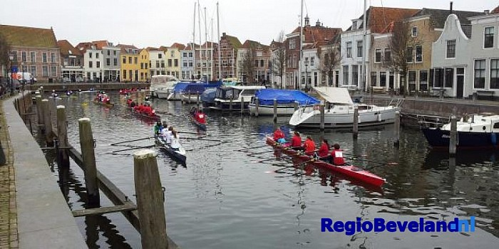 Jubileumeditie roeiwedstrijd Ganze Regatta op Goese Sas - Foto: Goes Marketing