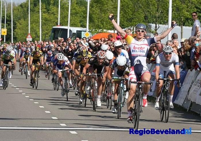 Westerscheldetunnel afgesloten tijdens Ronde van Zeeland - Foto: Eigen foto