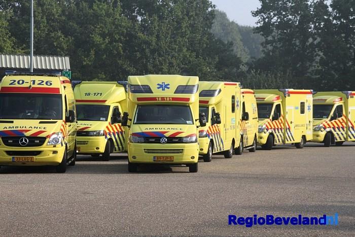 Twee personen overleden na groot mistongeval op de A58 - Foto: Marcel Kloet