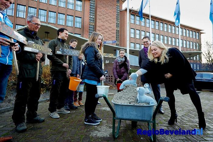 Minister Schultz gesterkt door draagvlak voor Oosterschelde - Foto: Natuurmonumenten