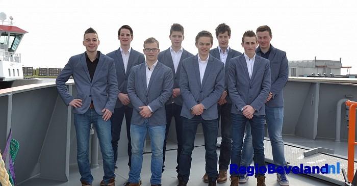 Student Company Goes naar finale Jong Ondernemen - Foto: Eigen foto