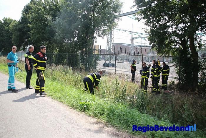 Zwaargewonde (34) bij elektriciteitscentrale gevonden - Foto: Marcel Kloet