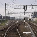 Werkzaamheden aan spoor tussen station Goes en Roosendaal