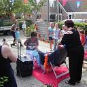 Simone Veilhof strijdt voor de leukste straat van Nederland