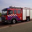 Open dag brandweer Rilland met nieuwe tankautospuit