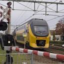 Treinverkeer hervat na verstoring door defecte bovenleiding