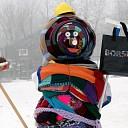 Borselse basisscholen strijden met sjaals voor goed doel