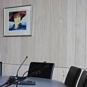 Willem-Alexander vervangt Beatrix in Stadskantoor te Goes