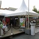 Restaurant op de Grote Markt tijdens CuliFair en CuliFiësta