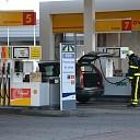 Benzinestation tijdelijk afgezet na melding van gas te Goes