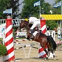 Verschillende disciplines tijdens Jumpin' de Weel te Nisse