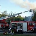 Uitslaande brand in woning aan Albert Joachimikade Goes