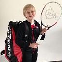 Daan Hendriks uit Goes nationaal kampioen jongensdubbel