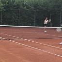 Tennisclinic voor 50-plussers bij Tennisvereniging Kapelle