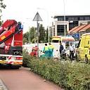 Voetganger ernstig gewond na aanrijding met auto te Goes