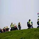 Jaarlijkse scootmobieltocht door de gemeente Reimerswaal