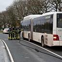 Voertuigbrand in de Koningin Wilhelminastraat te Kloetinge