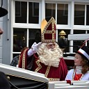 Fotoreportage: intocht Sinterklaas en zwarte pieten te Goes