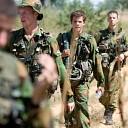 Militaire academie oefent in de gemeente Noord-Beveland