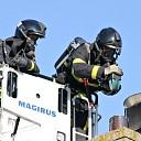 Brand in schoorsteen van woning aan Binnenhof Kloetinge