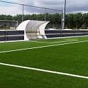 Energieopwekkend project voetbalvereniging Wolfaartsdijk