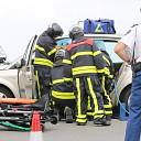 Automobiliste (35) gewond na verkeersongeval te Kortgene