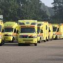 Twee personen overleden na groot mistongeval op de A58