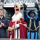 Fotoreportage: intocht Sinterklaas in binnenstad van Goes