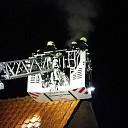 Schoorsteenbrand in woning Daniëlstraat Wemeldinge
