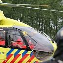 Traumahelikopter ingezet bij duikongeval Kattendijke