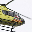 Traumahelikopter ingezet bij duikongeval Wemeldinge
