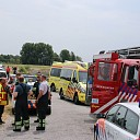 Duiker in problemen geraakt bij haven te Wemeldinge